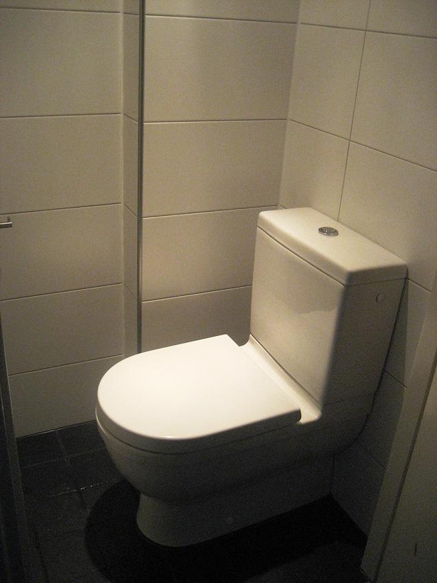 Klassieke toilet Zwijndrecht