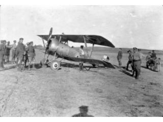 Nieuport 17 of No. 29 Squadron