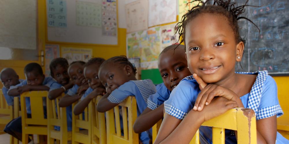 Welkom bij - Scholenplan Gambia!