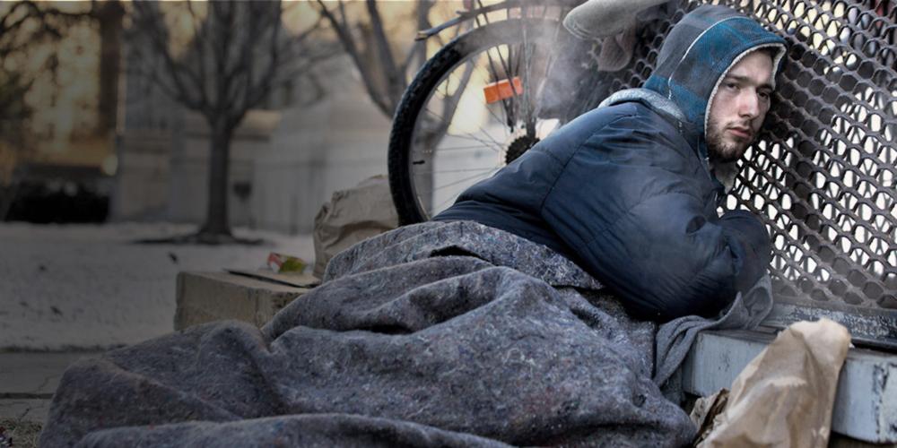 Project Rugzak - Het wordt weer kouder op straat..