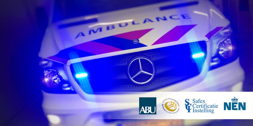 ' Onze ervaring, het verschil' - Voor Ambulance Professionals en...