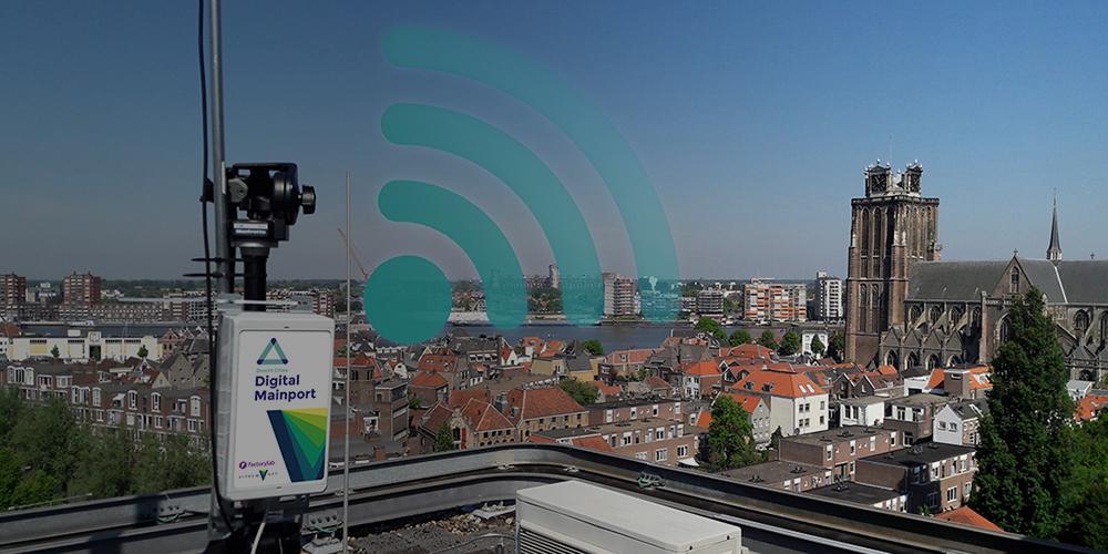 Digital Mainport Drechtsteden - De kracht van regionale digitalisering