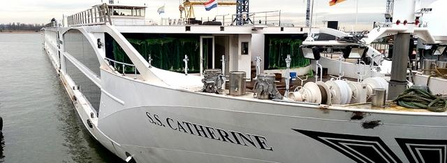 Riviercruise boot Catherine